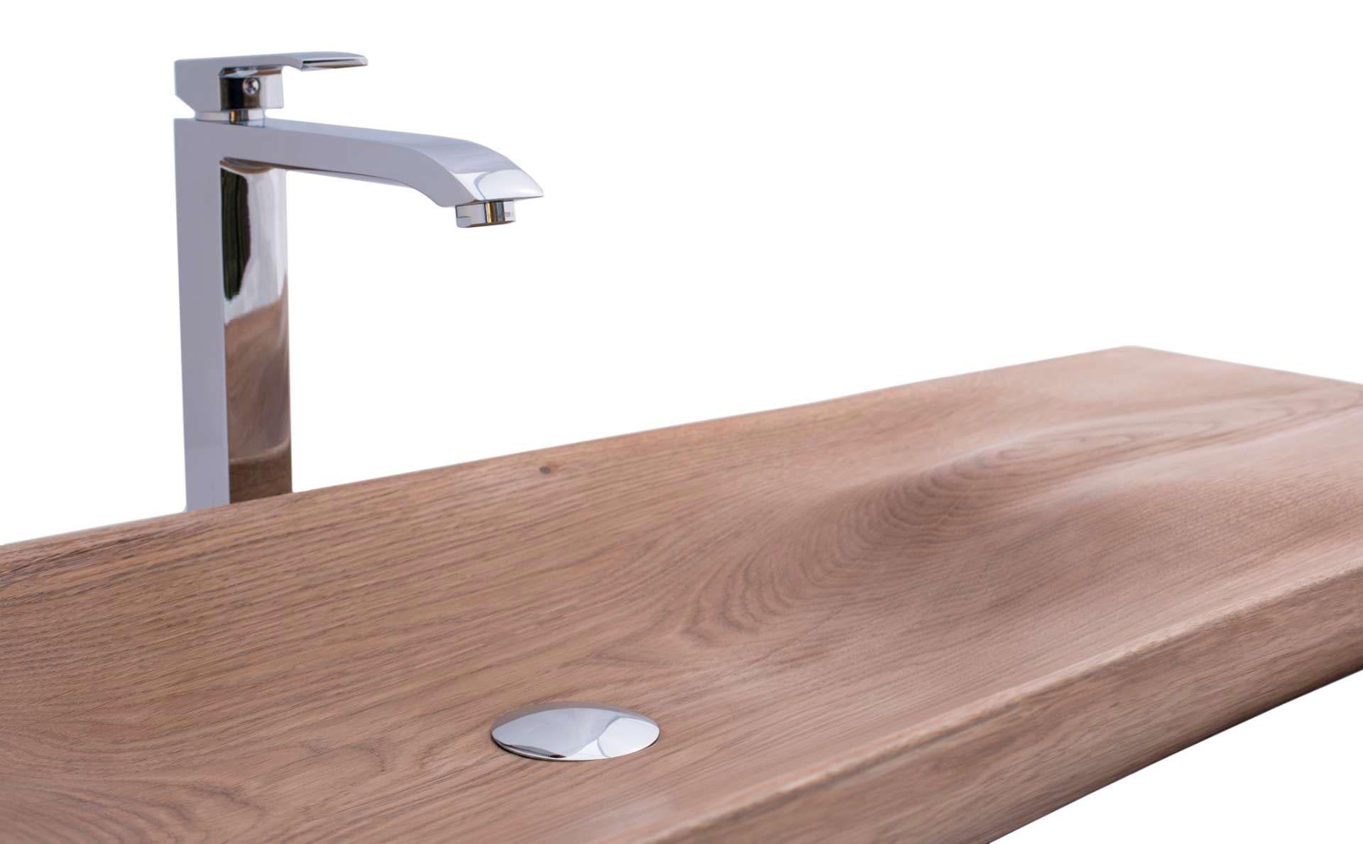 ... Logotowood   Long Oak Sink3 ...